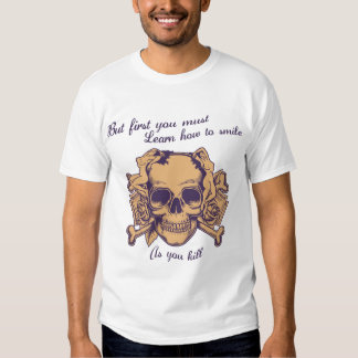 Smile as You Kill T-shirt