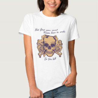 Smile as You Kill T-shirts