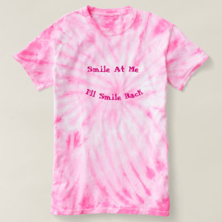 Smile At Me Tye Dye Tee