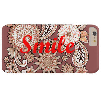 Smile Barely There iPhone 6 Plus Case