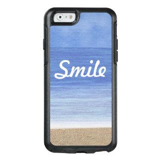 Smile Beach Ocean Otterbox iPhone 6/6s Case