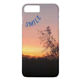 SMILE...Beautiful Sunrise for iPhone8/iPhone 7 + iPhone 8 Plus/7 Plus Case