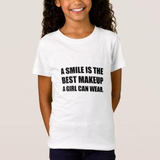 Smile Best Makeup T-Shirt