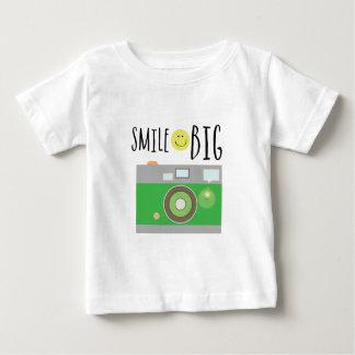 Smile Big Baby T-Shirt