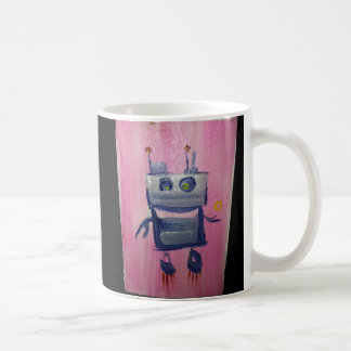 Smile Bot Coffee Mug