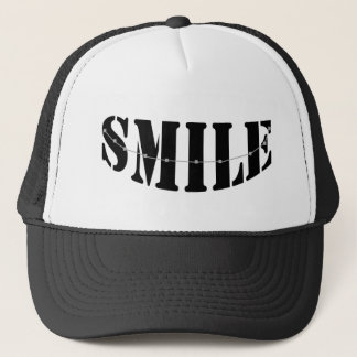 SMILE - Braces are Awesome Trucker Hat