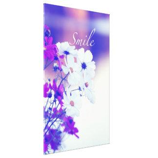 Smile Gallery Wrap Canvas