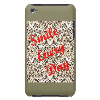 Smile Every Day iPod Touch Case