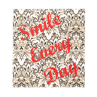 Smile Every Day Notepad