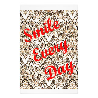 Smile Every Day Stationery