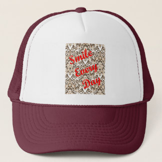 Smile Every Day Trucker Hat