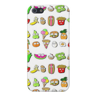 Smile Food iPhone 5 Covers