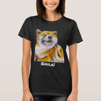 Smile for me! T-Shirt