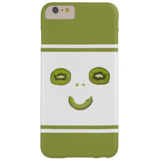 Smile-Funny kiwi fruit Barely There iPhone 6 Plus Case