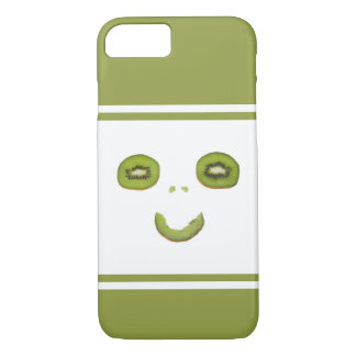 Smile-Funny kiwi fruit iPhone 8/7 Case