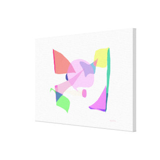 Smile Gallery Wrapped Canvas