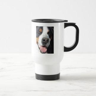 Smile! Greater Swiss Mountain Dog Coffee Mug