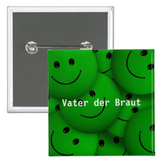 Smile green pins