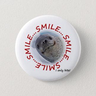 Smile...I only Bite! Badge