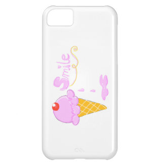 Smile Ice Cream iPhone 5C Covers