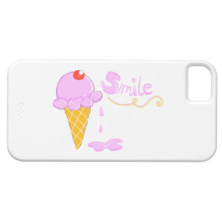 Smile Ice Cream Case For The iPhone 5