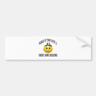 smile if you love a Comic book creator. Bumper Stickers