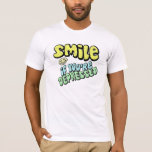 Smile if You're Depressed T-Shirt