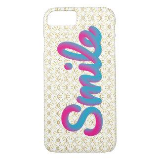 SMILE iPHONE / iPAD / GALAXY CASE