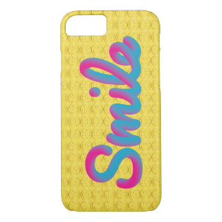 SMILE iPHONE / iPAD / GALAXY CASE