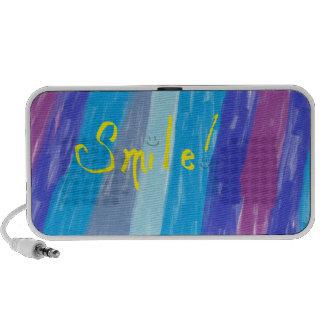 smile iPhone speaker