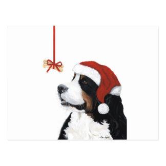 Smile It's Christmas Postcard