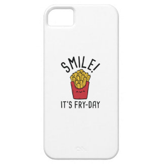 Smile! It's Fry-Day iPhone 5 Cases