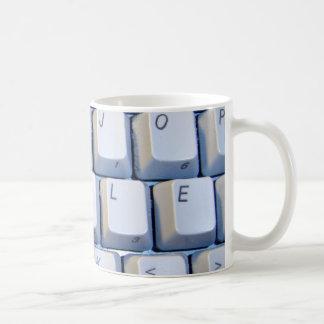 Smile Keyboard Mug
