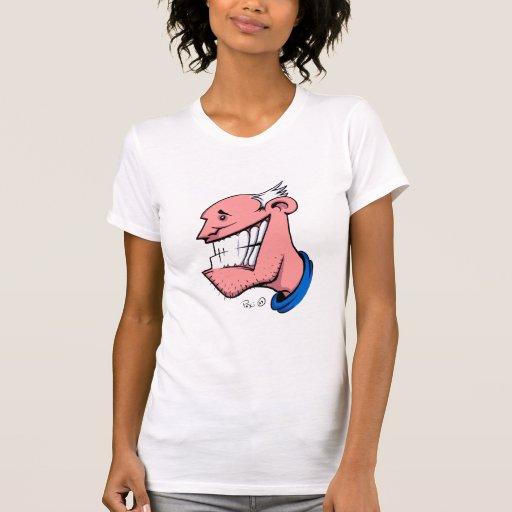 Smile Ladies Performance Micro-Fiber Singlet Tshirts