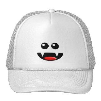 SMILE MESH HATS