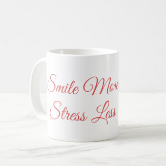 Smile More Mug