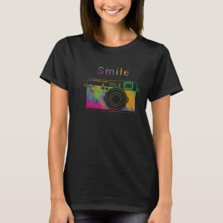 Smile on the camera T-Shirt