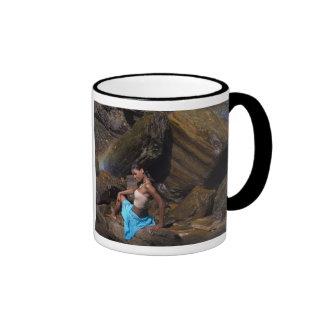 smile on the rocks mug