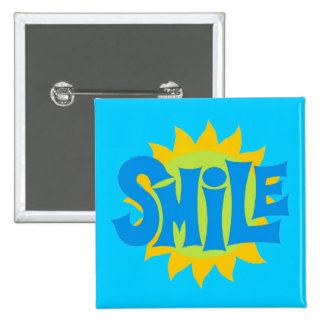 Smile Pinback Buttons