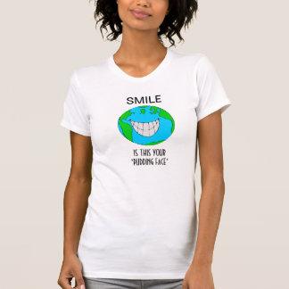 SMILE ~ Pudding Face? Tshirts
