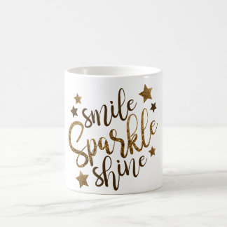 Smile Sparkle Shine Mug