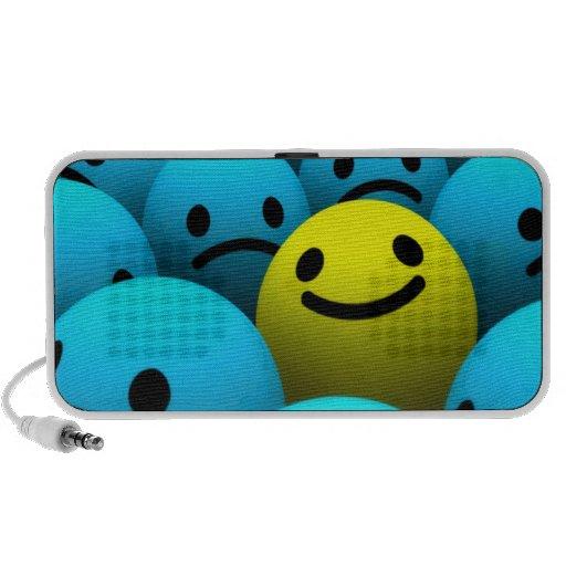 Smile! Portable Speakers