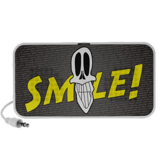 Smile! Mini Speaker
