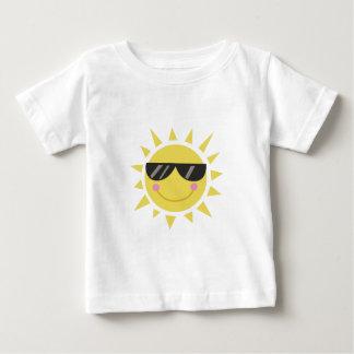 Smile Sun Baby T-Shirt
