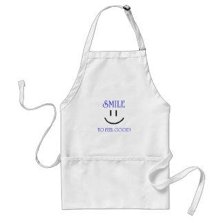 smile to feel good apron
