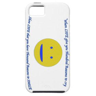 Smile to life tough iPhone 5 case