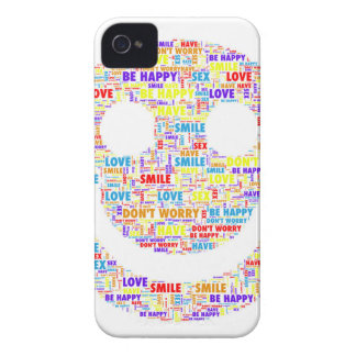 Smiles Case-Mate iPhone 4 Case