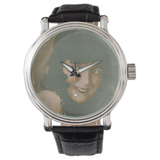 Smiles Vintage Music Watch