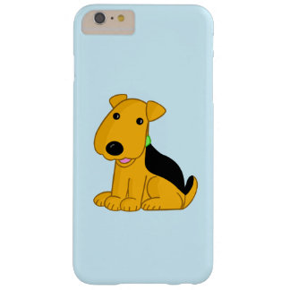 Smiley Airedale Terrier iPhone 6/6s Plus Case