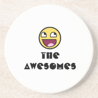 Smiley-Awesome, THE AWESOMES Coaster